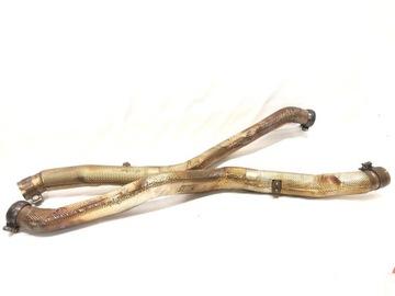 ferrari 812 superfast трубки системы выпускной - фото