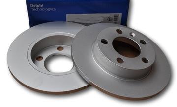 delphi2 x диск тормозный bg2815 - фото