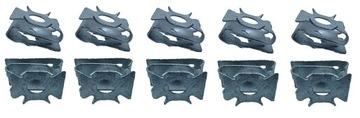 blaszki gniazdko montazowe метал для wkretow - фото