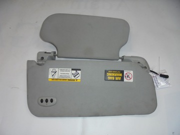 защита солнцезащитная левая lincoln навигация 04 - фото