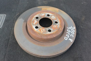 диск перед 320mm chrysler 300c dodge charger - фото