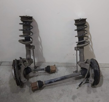 подвеска перед ступица mcperson superb 3 - фото