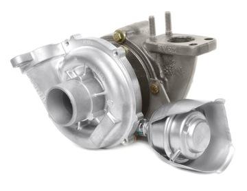 турбина volvo-pkw v50 1.6dd4164t 109km 80kw d4164t - фото
