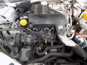 коробка передач jr5189 dacia duster i 1.5 dci - фото