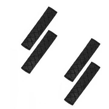 защита крышки накладки на ремни безопасности - фото