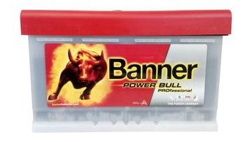 banner power bull pro 84ah 760a - фото