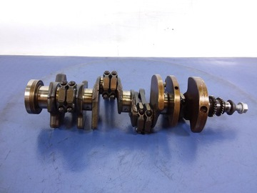 mercedes s500 w221 4,7 v8 коленвал - фото