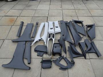 hyundai i30 ii хетчбэк пластик пластмассы середина защита - фото