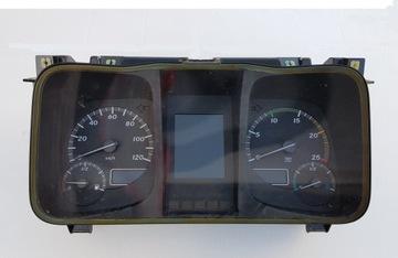 приборная панель щиток mercedes actros mp4 0084468421 - фото