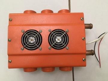 обогреватель охлаждения 12v/24v 5kw c regulatorem obr. - фото