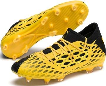 puma future 5.3 fg/ag ботинки pilkarskie korki lanki - фото