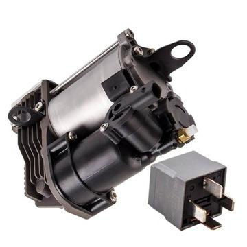 компрессор подвески к mercedes w221 s320 350 - фото