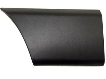 накладка  планка боковая крыла левая зад master 3 movano - фото