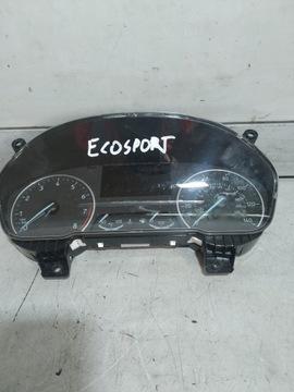 ford ecosport рестайлинг щиток приборов приборы gn15-10849-bbh - фото