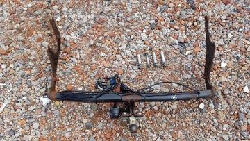 форкоп holowniczy thule dacia doker - фото