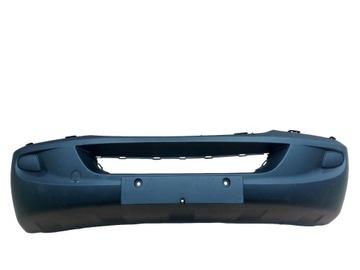 бампер передняя сторона sprinter 906, 06-13, состояние новое - фото