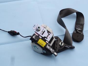 панель передняя натяжитель левый renault wind - фото