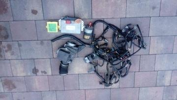 alfa gtv spider 2.0 v6 tb проводка мотора - фото