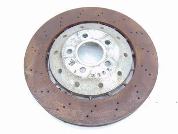 диск тормозна зад задняя audi r8 420 4.2 365mm - фото