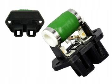 резистор воздуходувки alfa romeo 156 166 gt - фото