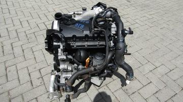 vw sharan двигатель 1.9 tdi btb 150km комплектный #@# - фото