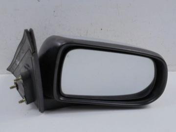 mazda 626 gf зеркало правое электрическое рестайлинг хетчбэк - фото