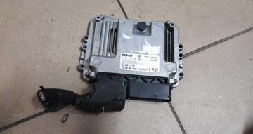блок управления мотора lancia delta 51861432 0281015404 - фото