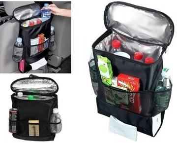 сумка тепловая органайзер сиденье авто автомобиля - фото