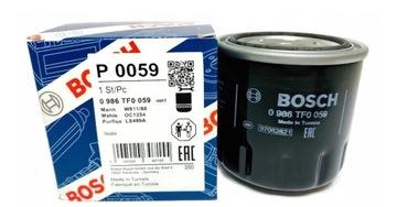 bosch фильтр масла hyundai kia 26300 35530 w811/80 - фото