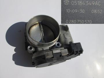 dodge charger 13r 3.6 дроссельная заслонка challenger ram - фото
