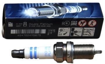 bosch 0242240649 свеча супер плюс +54 fr6kpp33x - фото