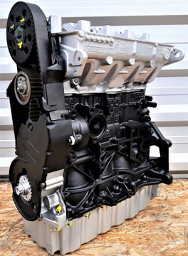 двигатель bls 1.9 tdi 105km golf touran seat altea - фото