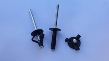 nity алюминиевые заклепки для пластмассы i бамперов - фото