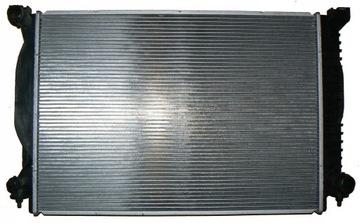 состояние новое радиатор audi a4 b6 b7 / a6 c5 3.0 3.2 00-08 - фото
