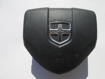 dodge charger 14r подушка в рулевой водителя - фото