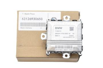 модуль asf поворота smc bmw 63127189312 63126941634 - фото