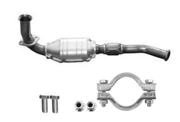 катализатор renault clio kangoo 1.2i 1,4i 8v - фото