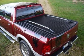 dodge ram 1500 toyota tundra монтаж покрытие кабины - фото