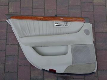 карта двери левый зад lexus ls 430 рестайлинг - фото