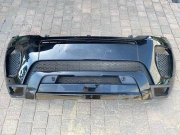 range rover evoque рестайлинг dynamic бампер перед - фото
