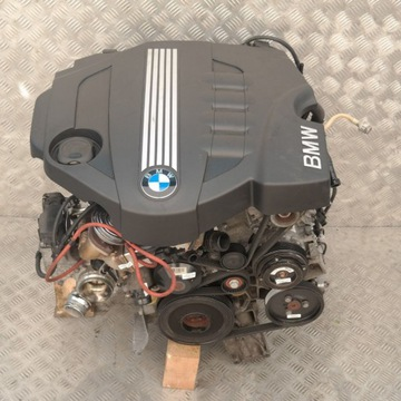 bmw e60 e61 lci 520d дизель n47 двигатель n47d20a - фото