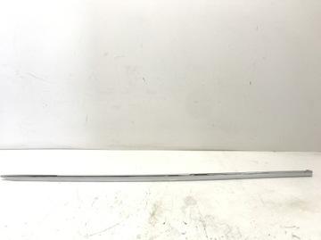 накладка  планка дверь правая перед хром mondeo mk5 titanium - фото