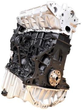 двигатель bpw audi a4 a6 2.0 tdi 140 km реставрация - фото