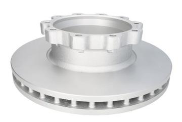 danblock 540356db диск тормозный scania 4 - фото