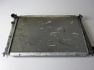 радиатор воды hyundai h200 2.5d 65cm - фото