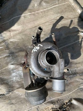 турбина mazda bt50 ford ranger ii 2.5 tdci 06-11 r - фото