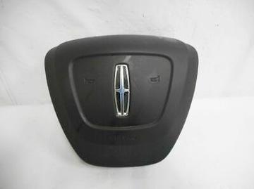 airbag подушка руля lincoln navigator кожа - фото