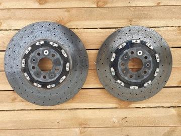 ferrari 488 f12 berlinetta тормозных дисков керамическая - фото