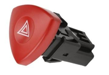 кнопка выключатель света аварийные renault opel - фото