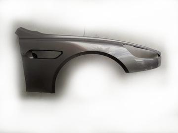 aston martin rapide передний крыло перед - фото